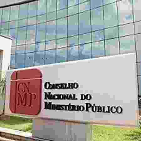 Sede do Conselho Nacional do Ministério Público, em Brasília - Divulgação