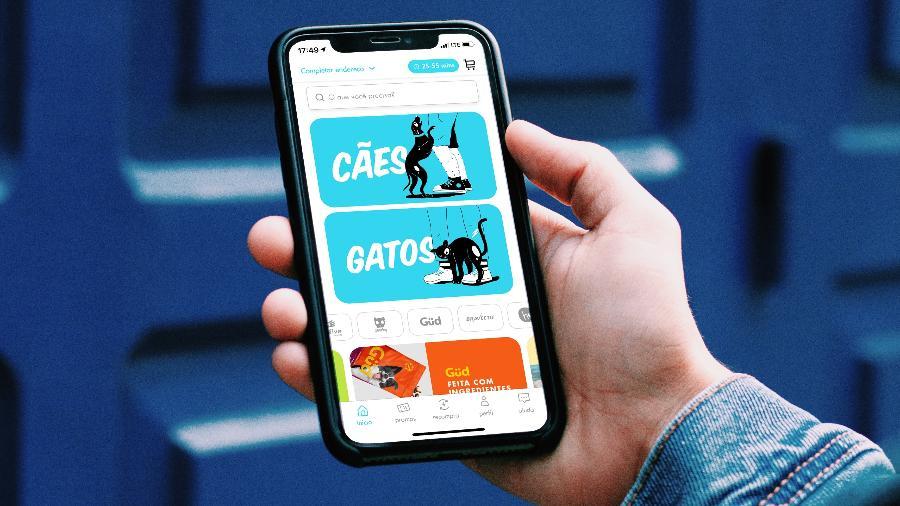 O aplicativo Zee.Now foi lançado este ano pelos mesmos sócios da rede Zee.Dog - Divulgação