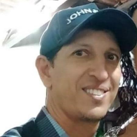 O técnico de manutenção de máquinasFlávio Antônio de Almeida - Arquivo pessoal