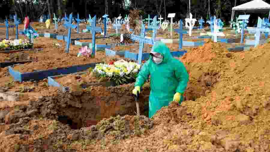 Sul e Centro-Oeste foram as únicas regiões a registrar crescimento tanto no número de novas mortes quanto de novos casos - Altemar Alcantara/Semcom