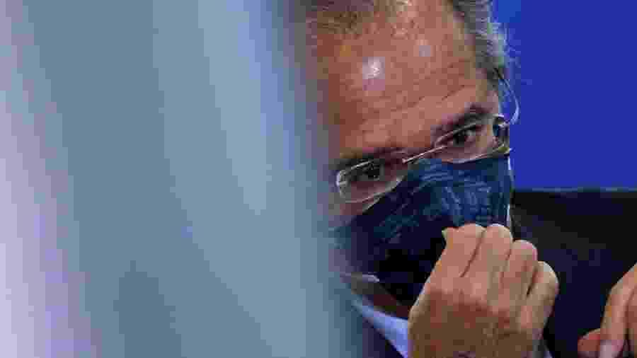 Ministro da Economia, Paulo Guedes disse que programa tributário está pronto e que o momento agora é de alinhar politicamente - Por Marcela Ayres e Gabriel Ponte