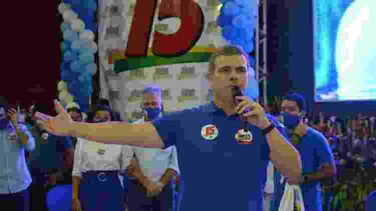 O administrador Maykon Beltrão (MDB) - Divulgação - Divulgação