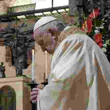 Francisco recordou os incêndios que estão atingido muitas partes do mundo, em particular as regiões centrais da América do Sul, como o Pantanal - CNS/Vatican Media