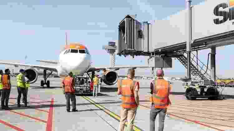 berlim aeroporto - Divulgação - Divulgação