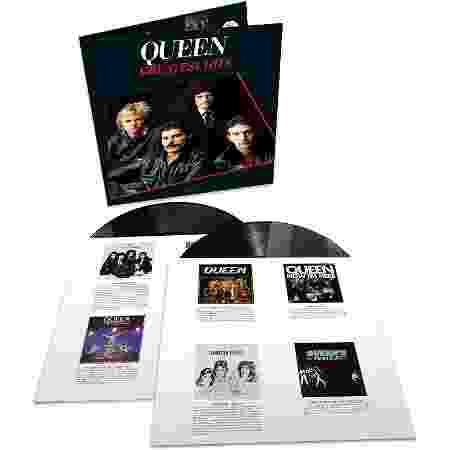 Queen: Greatest Hits I (Vinil) - Divulgação - Divulgação