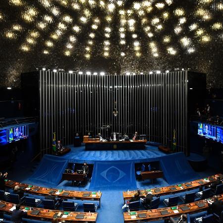 Projeto de lei sobre o Pronampe já tramita no Senado - Mateus Bonomi/Estadão Conteúdo