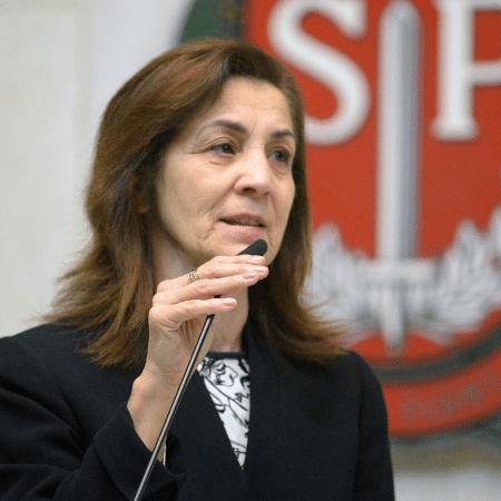 A deputada estadual Marta Costa (PSD-SP) na Alesp - Alesp