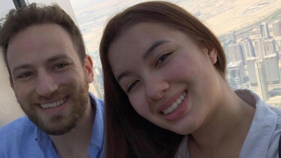 Babis Anagnostopoulos confessou ter matado a mulher, Caroline Crouch - Reprodução