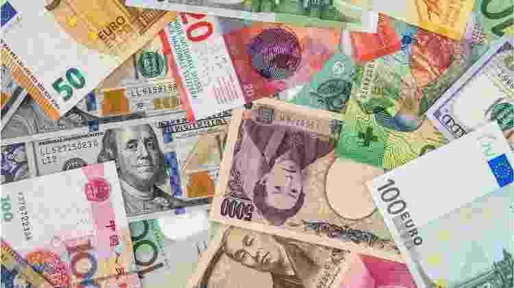O conceito do hawala é enviar dinheiro entre dois pontos amplamente separados do planeta, evitando bancos e altas comissões - Getty Images - Getty Images