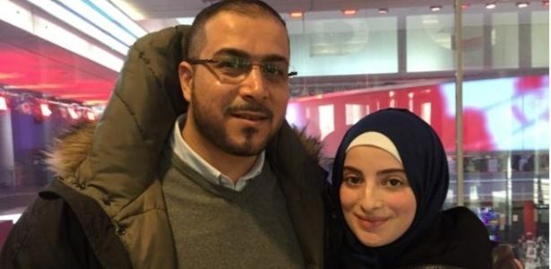 Ahmed e Razan enfrentaram guerra e distância para ficar juntos