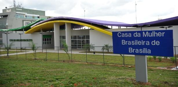 Casa da Mulher Brasileira em Brasília; governo só inaugurou 2 das 26 unidades previstas