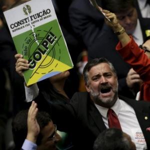 """""""Nada do que vier desse governo ilegítimo será aprovado por nós. Faremos oposição ferrenha"""", diz Paulo Pimenta"""