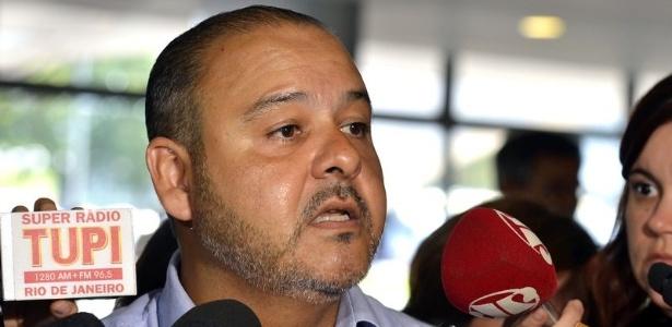 O presidente da CUT (Central Única dos Trabalhadores), Vagner Freitas
