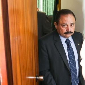 O presidente interino da Câmara dos Deputados, Waldir Maranhão