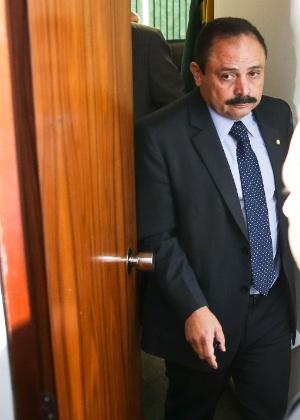 O presidente interino da Câmara e deputado federal Waldir Maranhão (PP-MA)