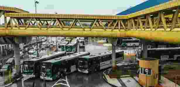 Uber pode vender créditos para transporte público no futuro - Amauri Nehn/Brazil Photo Press/Estadão Conteúdo