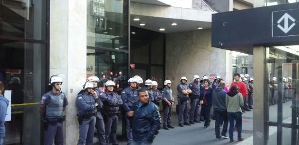 Manifestantes convocam novo ato contra Temer em São Paulo para o domingo - Wellington Ramalhoso/UOL