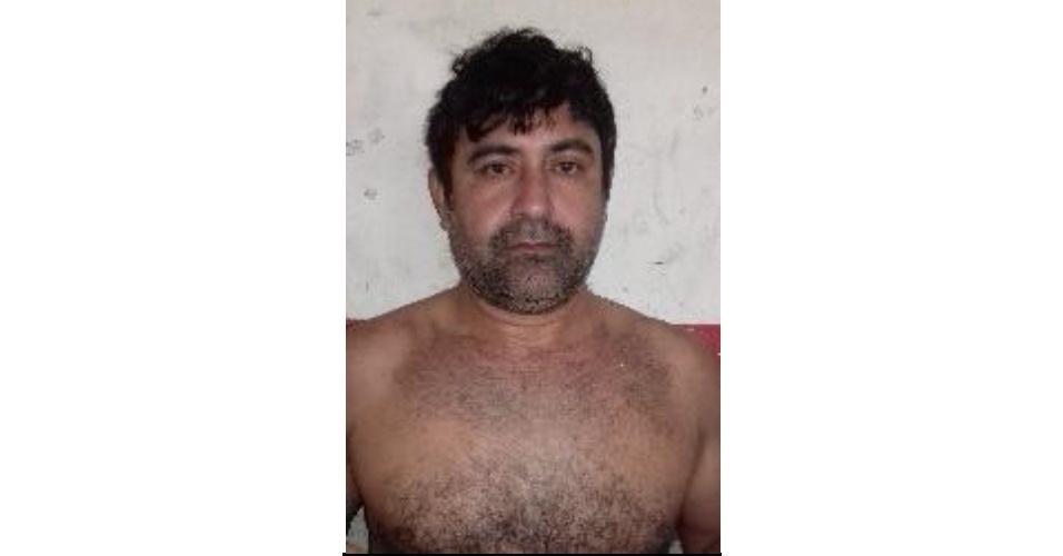 Francimar Souza de Oliveira; crime: roubo