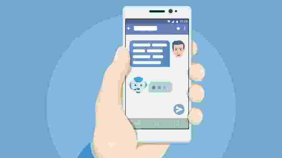 Chatbots viraram ferramenta importante no atendimento durante a quarentena - iStock