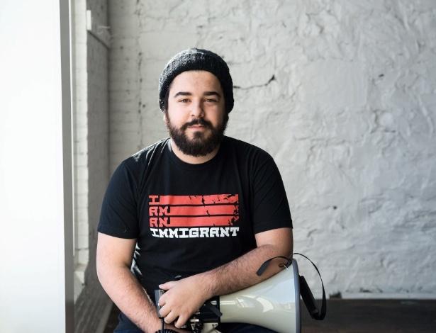Lucas Codognolla, 27, foi levado pelos pais para os Estados Unidos quando tinha 9 anos - Arquivo pessoal