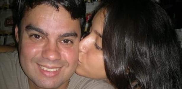 Viúva de Anderson Gomes diz que motorista de Marielle não era o alvo, mas violência é a mesma - Arquivo pessoal