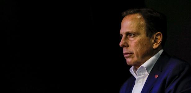 Prefeito de São Paulo, João Doria (PSDB) assinou decreto na última quarta-feira - Suamy Beydoun/Agif/Estadão Conteúdo