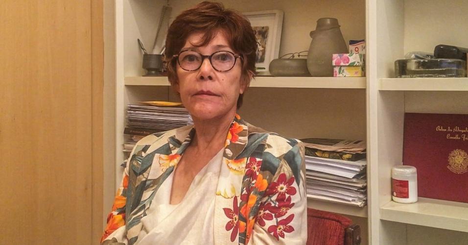 A advogada Rosa Cardoso, que interrogou Paulo Malhães em audiência da Comissão Nacional da Verdade, diz que o militar mentiu em seus depoimentos para despistar investigações