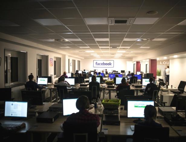 Centro de deleção do Facebook, em Berlim, tem mais de 1.200 funcionários