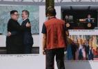 Antes de cúpula, Coreia do Sul diz que pressionará Pyongyang por desnuclearização (Foto: Jung Yeon-je/AFP)