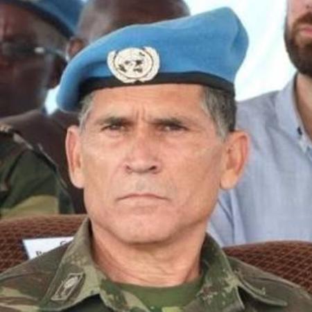 General-de-Divisão Carlos Alberto dos Santos Cruz, anunciado por Bolsonaro para assumir Secretaria de Governo - Reprodução/Twitter