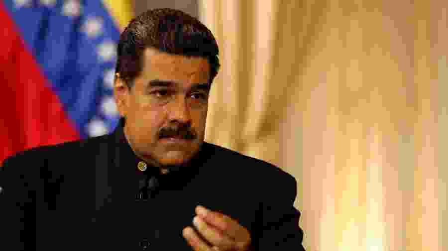 Nicolás Maduro diz que não abrirá fronteira para entrada de ajuda humanitária na Venezuela: