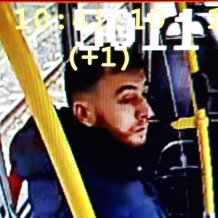 Gökman Tanis, 37, é suspeito de ter participação no ataque a tiros no bonde elétrico, em Utrecht - Reprodução/Twitter/@PolitieUtrecht