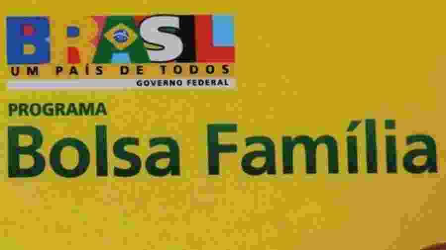 Cartão do Bolsa Família  - Divulgação