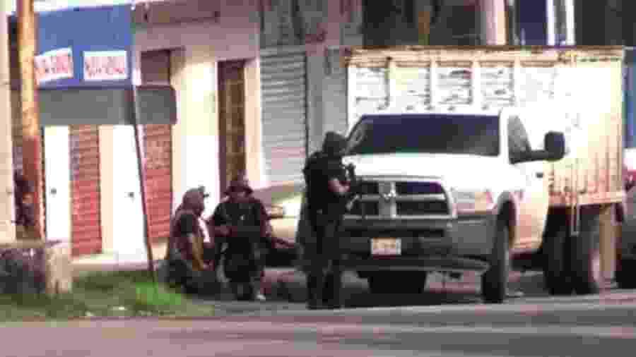 """Onda de violência após detenção de filho de """"El Chapo"""" atingiu norte do México - AFP/Getty Images"""