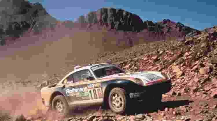 Porsche 959 - Divulgação  - Divulgação