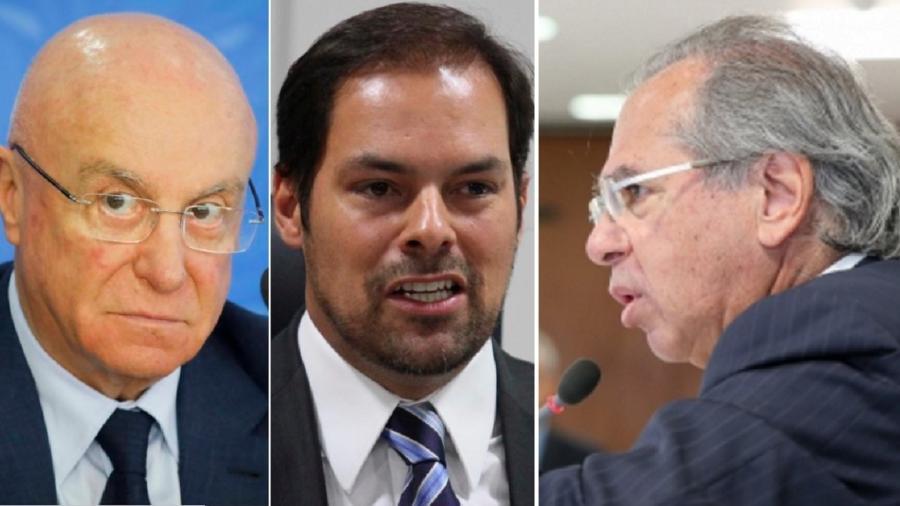 Sérgio Lima/Poder 360; Albino Oliveira/Ascom-ME; Marcos Corrêa/PR