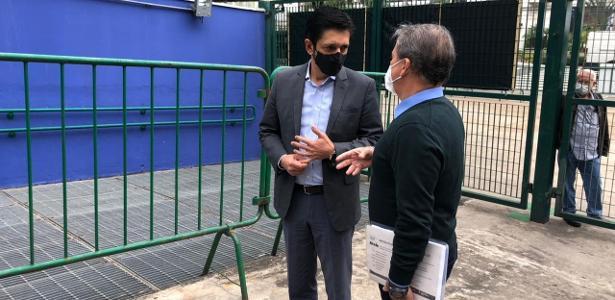 Prefeito de SP morreu aos 41   Em 1ª agenda, Nunes diz pensar como Bruno Covas e diz não ser de extrema-direita