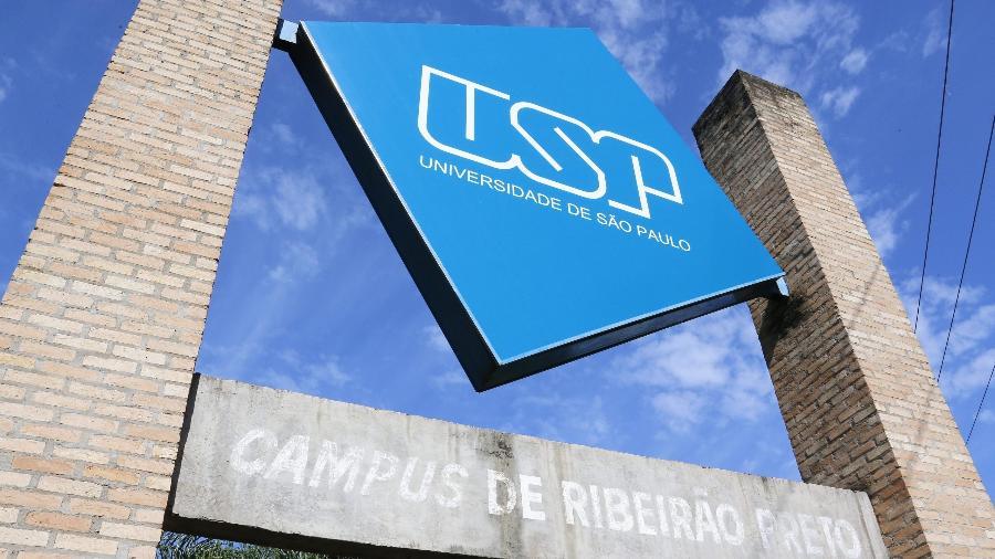 Fachada do campus da USP em Ribeirão Preto; estudantes trans são 0,001% do corpo discente, estima coletivo - USP Imagens