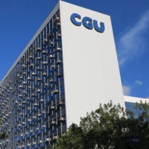 Edifício da CGU (Controladoria Geral da União) na Asa Sul de Brasília