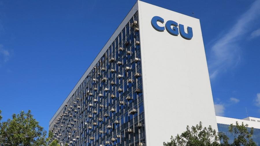 Edifício da CGU (Controladoria Geral da União) na Asa Sul de Brasília - Kleyton Amorim/UOL