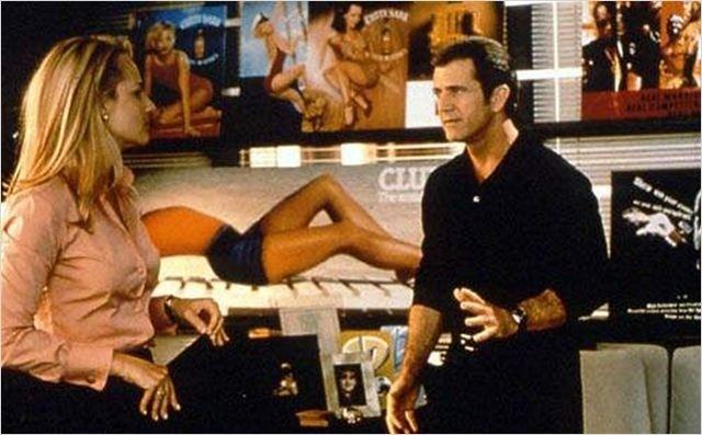 Filme Do que As Mulheres Gostam (2000), dirigido por Nancy Meyers e estrelado por Mel Gibson e Helen Hunt