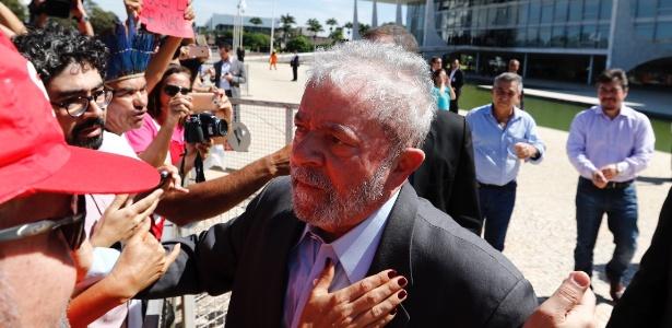 """Para a PGR, Lula teve """"papel central"""" na tentativa de obstruir a Operação Lava Jato"""