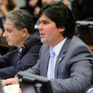 Deputado André Fufuca (PP-MA), aliado de Eduardo Cunha na Câmara - LUCIO BERNARDO Jr - 1.set.2015/Agência Câmara
