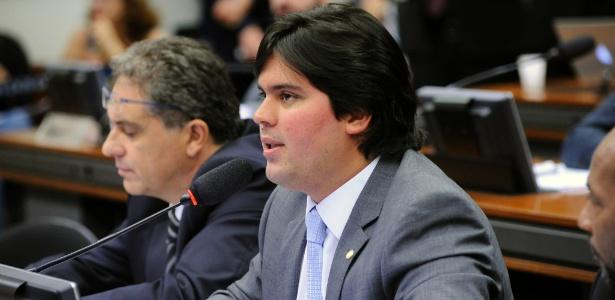 O deputado André Fufuca (PP-MA) assumiu a Presidência da Câmara - LUCIO BERNARDO JR/Agência Câmara