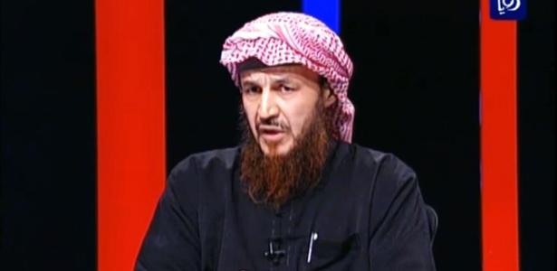 Abu Mohammed al-Maqdissi, teórico da Al-Qaeda, que condena as ações do EI