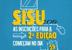 SiSU 2017/2 receberá inscrições entre 29 de maio e 1º de junho - SiSU