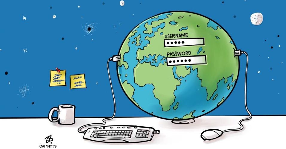 Maio: Wannacry Provoca Problemas No Mundo