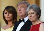 """Resultado de imagem para Brexit: Theresa May diz que Trump aconselhou a """"processar"""" União Europeia"""
