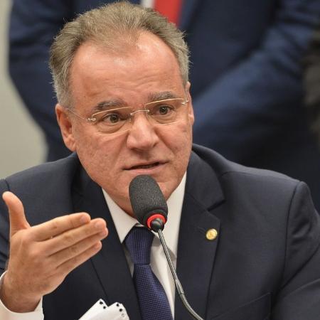 Deputado Samuel Moreira (PSDB-SP), relator da reforma da Previdência - Fabio Rodrigues Pozzebom/Agência Brasil