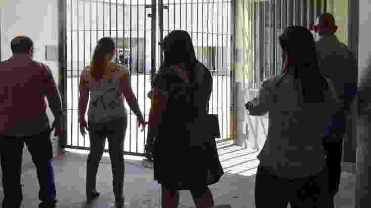 Vistoria feita por juízes no complexo penitenciário Francisco de Oliveira Conde, em Rio Branco, Acre - 17.ago.2018 - Divulgação/TJ-AC